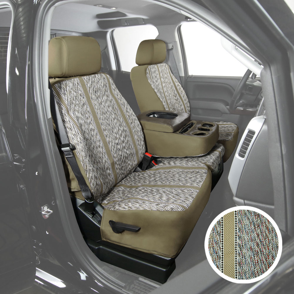 2015 Dodge Ram 1500 Custom Fit Seat Covers Saddleman